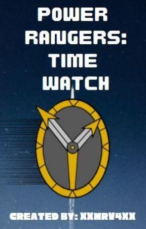 Power Ranger Time Watch / Tagen Uchu Sentai Miruenger by XxMrV4xX