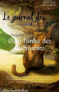 Le Journal des Clans n°4 - Avril 2020 cover