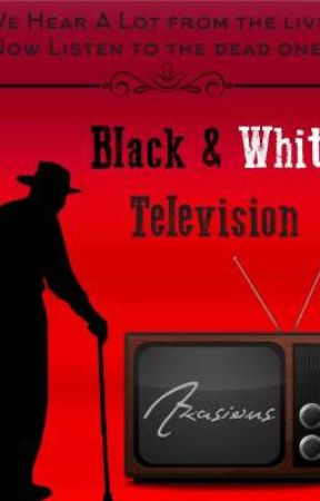 Black and White Television by TheAkasious