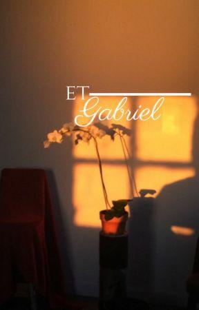 Gabriel by silencedemars