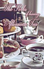 The Perks of having Afternoon Tea by r0binmon