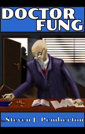 Doctor Fung and Dan Barrister by StevenJPemberton