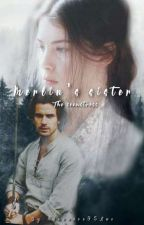 Merlin's sister the seamstress - lancelot love story by Almandra95Swe