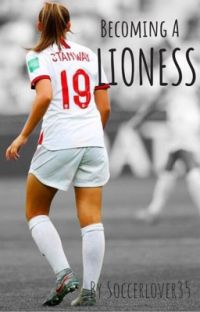 Becoming A Lioness cover