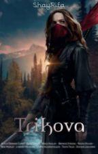 Trikova   Clarke/You by ShayRifa
