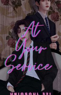 👶AT YOUR SERVICE 👔  cover