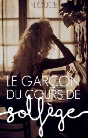 Le Garçon du Cours de Solfège by Flouce