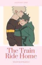 The Train Ride Home || BakuDeku Story x Soulmate Au by thatsalittlesus