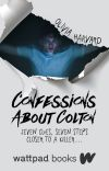 Confessions About Colton (Wattpad Books Edition) cover