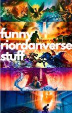 Funny Riordanverse Stuff by jxsminedrxgon