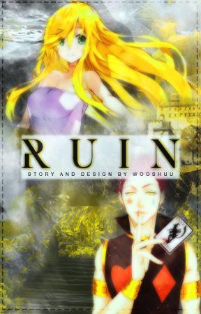 RUIN |  Hisoka Fan Fiction by wooshuu