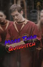 More Than Quidditch   Oliver Wood x Reader by cold_and_quiet