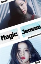 Magic  Jensoo   by HolaMeAwesome