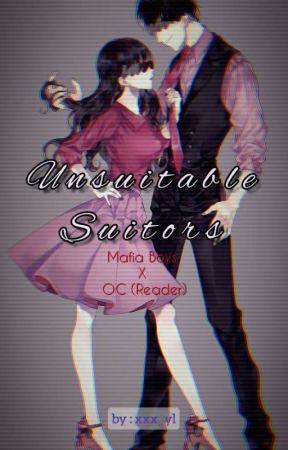 Unsuitable Suitors by xxx_yl