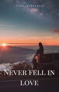 Never Fell In Love cover