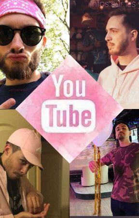 Infos sur les youtubeurs  by lecrivainedu71