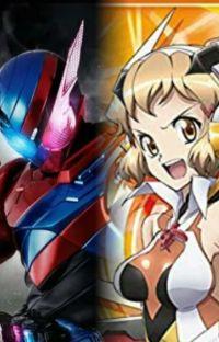 Kamen Rider Build X Senki Zesshou Symphogear cover