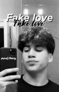fake love ; mattia polibio (discontinued) cover
