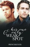 His One & Only Weak Spot cover