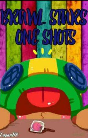 BRAWL STARS ONE SHOTS  by Quesitoshipeador