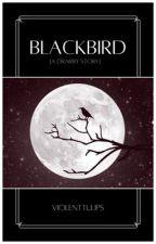 Blackbird by violenttulips