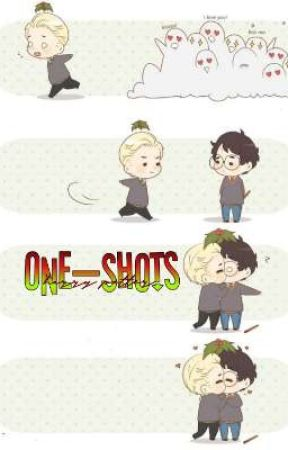 One-Shots ₊°.✧༉ ❚ Harry Potter. by noobm6st9rr