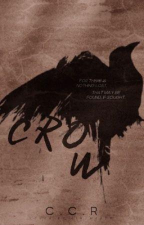 Crow by CravenCrowishRaven