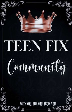 TEENFIX COMMUNITY by TEEN_FIX