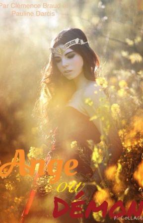 Ange ou Démon 1 : Nowah by enjoyamnesia