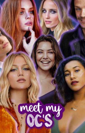 MEET MY OCs by valf024