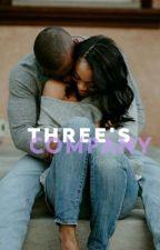 Three's Company by ErrynWest