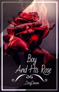 Boy and his rose || Beauty and the Beast Fanfiction cover