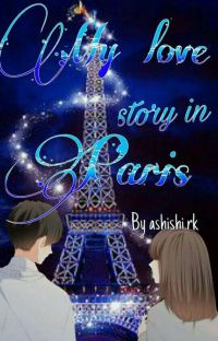 My love story in Paris cover
