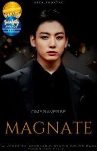 MAGNATE ¹ || +18 [KOOKTAE] OMEGAVERSE✓ cover