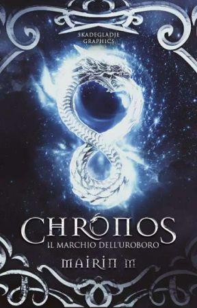 Chronos - Il Marchio Dell'Uroboro by itsmairin