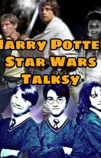 Harry Potter  Star Wars talksy cover