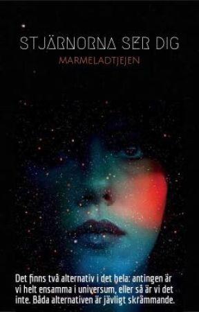 Stjärnorna ser dig by Marmeladtjejen