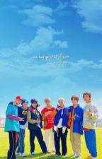 Exchange - nct dream  by hyunjinjean