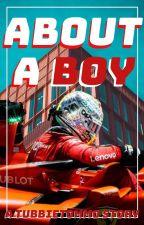 ABOUT A BOY | SEBASTIAN VETTEL by TubbieTommo