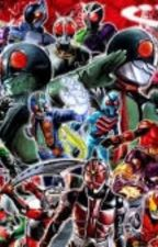 Kamen Rider X My Hero Academia: The New Hero by Me-Gagu-Re