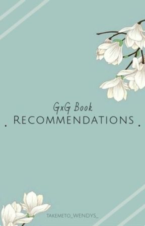 GxG Book Recommendations by takemeto_WENDYS_
