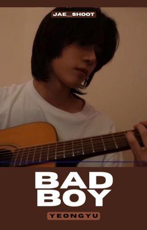 bad boy ; yeongyu by jae__shoot