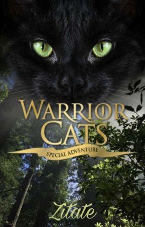 WarriorCats - ZITATE by sxphie-egc