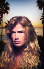 knight- a Dave Mustaine fanfic  by monicaasmithh