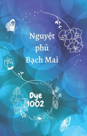 Nguyệt phủ Bạch Mai. by Dye1002