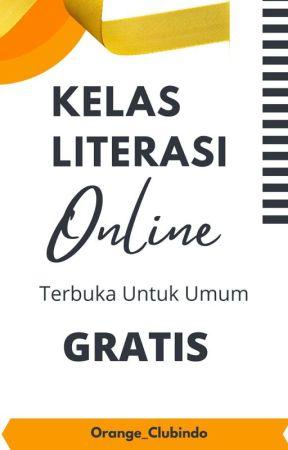 Kelas Literasi Online by Orange_Clubindo