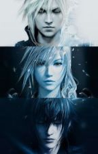 Final Fantasy XIII: A New Beginning. by NatRogers13
