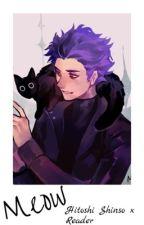 Meow! | Hitoshi Shinso x reader by Mugumiio