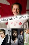 Living with Brothers cover