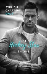 EXPLICIT CHAPTERS for The Hockey Star books cover